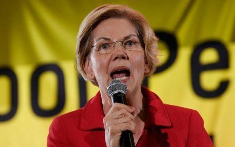 Elizabeth Warren beats Bernie Sander in modern Unusual Hampshire straw ballot
